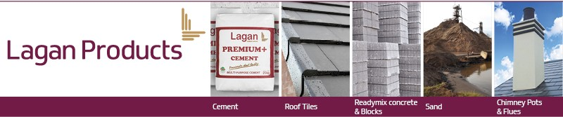 Agents for Lagan Tiles and building products