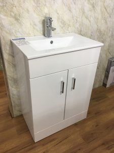 Contemporary 600 vanity was £199 now £150