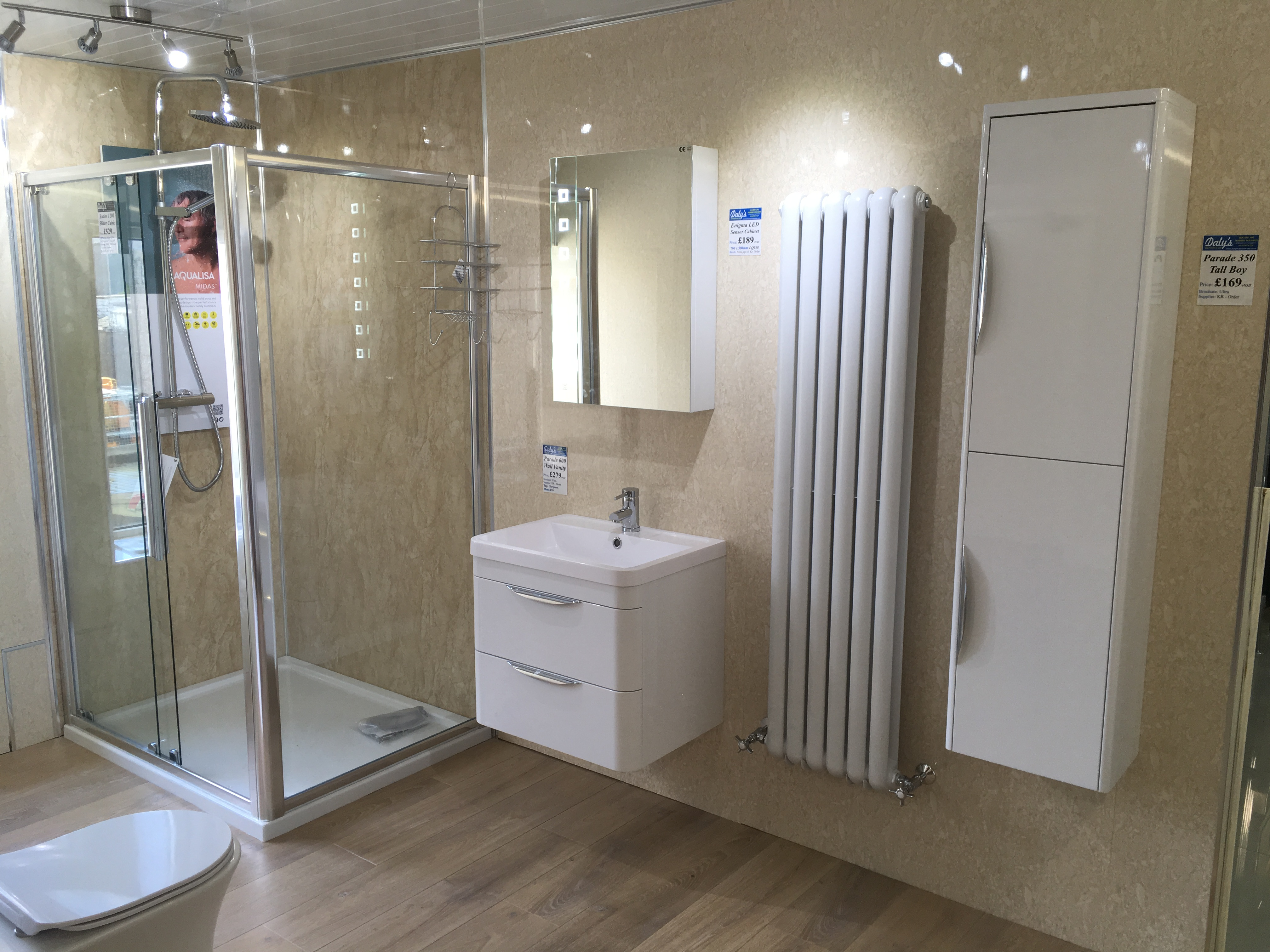Dalys Carrickmore Pvc Panelling And Multipanel